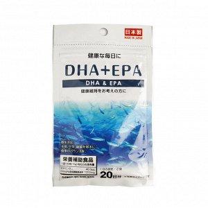 Дайсо Омега-3 DHA+EPA 20 дн. (шт.)