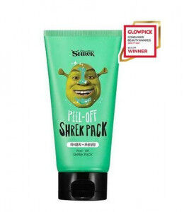 Маска для очищения пор DREAM WORKS Shrek Peel off Pack 150g
