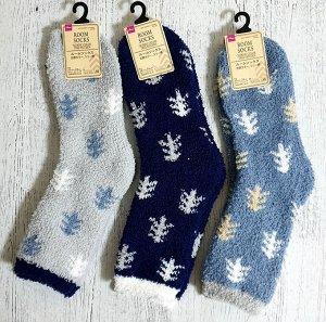Теплые носочки.