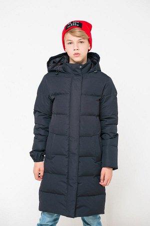 Пальто(Осень-Зима)+boys (графит)