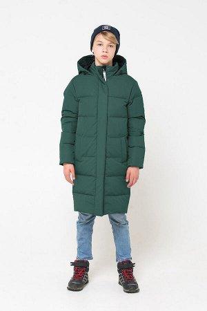 Пальто(Осень-Зима)+boys (малахит)