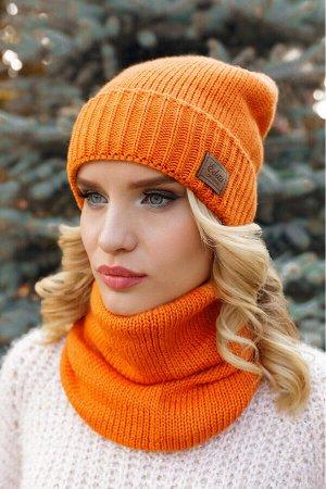 Божена комплект шарф и шапка