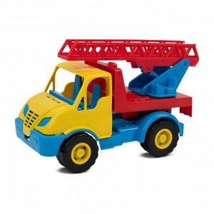 Пожарная машина «Малыш» 15-0006