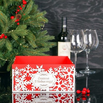 Mayer&Boch@новое поколение кухонной посуды — Упаковка новогодняя — Подарочная упаковка