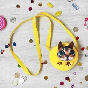 Сумочка «Котик», виды МИКС