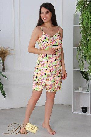 Сорочка женская «Кокетка»