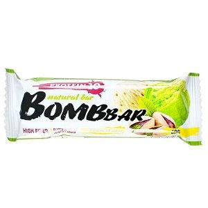Батончик Bombbar протеиновый PISTACHIO ICE CREAM 60 г