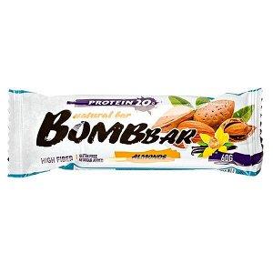 Батончик Bombbar протеиновый ALMONDS 60 г