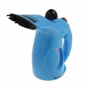 Отпариватель ручной KELLI KL-316, 1650 Вт, 0.25 л, синий