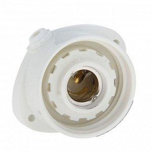 Светильник TDM НПБ400, Е27, 60 Вт, IP54, до +125°, настенно-потолочный, для сауны