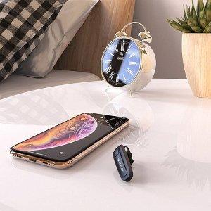 Беспроводная гарнитура наушник BOROFONE BC21 Encourage, Bluetooth, 70 мАч, черный, Hands-free