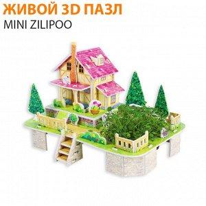 "Живой 3D пазл Mini Zilipoo ""Уютная ферма"""