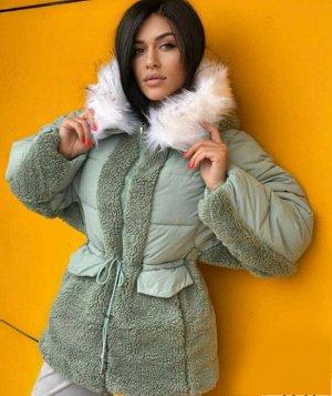 Куртка Зима, Зелёный