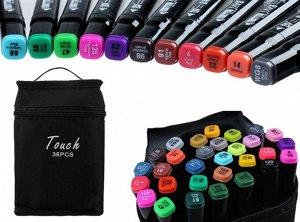 Набор маркеров для скетчинга Touch 36шт