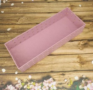 """Органайзер Глубина 28 см, ширина 10.5 см, высота 6.5 см Цветной  пластик, цвет может быть любой Очень практичные органайзеры, которые можно просто поставить один на один. Они НЕ собираются как """"матреш"""