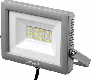 STAYER LED-Pro 30 Вт прожектор светодиодный