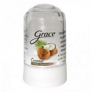 Дезодорант Grace кристаллический Кокос 70 гр