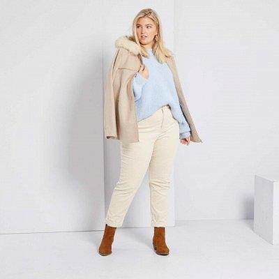 Французская одежда для всей семьи. Зимняя РАСПРОДАЖА ДО -70% — Большие размеры для женщин — Большие размеры