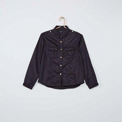 Французская одежда для всей семьи. Зимняя РАСПРОДАЖА ДО -70% — Девочки 4-12 лет. Рубашки, топы, блузы — Для девочек