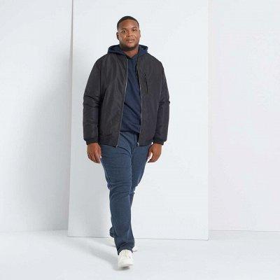 Французская одежда для всей семьи. Зимняя РАСПРОДАЖА ДО -70% — Мужчины, большие размеры. Верх — Одежда больших размеров