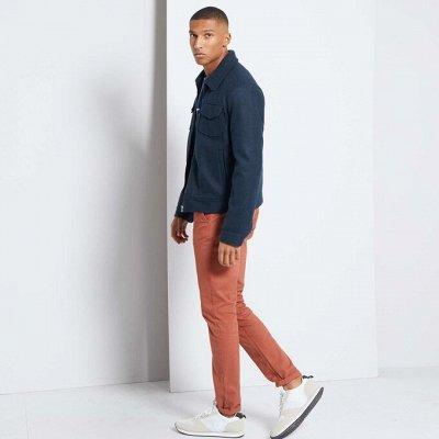 Французская одежда для всей семьи. Зимняя РАСПРОДАЖА ДО -70% — Мужчины s-xxl. Верхняя одежда. — Одежда