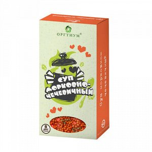 Суп морковно-чечевичный Оргтиум