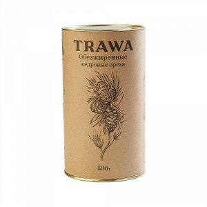 Кедровый орех обезжиренный Trawa
