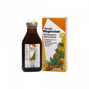 Флорадикс Магнезиум Salus-Haus GmbH