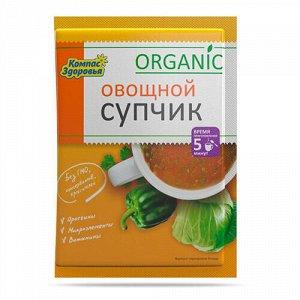 """Суп-пюре """"Овощной"""" Компас здоровья"""