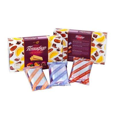 Гигантская ЭКО-ветка! Лучшее в твою продуктовую корзину — Сладости-Вафли — Вафли и печенье