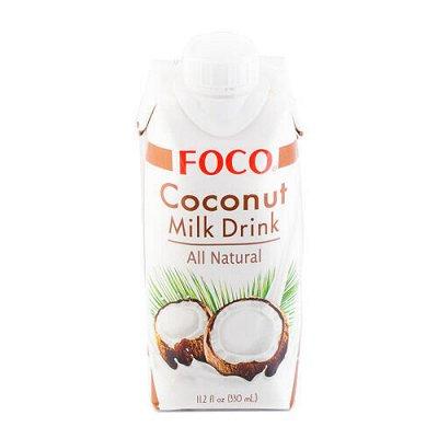 Гигантская ЭКО-ветка! Лучшее в твою продуктовую корзину — Напитки-Кокосовая вода — Диетические напитки, соки и воды
