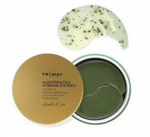 Патчи для век с маслом крокодила и центеллой Alligator & CICA Hydrogel Eye Patch