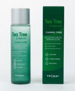 Успокаивающий тонер с чайным деревом и центеллой Tea Tree & Tiger Leaf Calming Toner