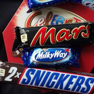 """Сладости 🍫для вашей радости☕️ — Сытный перекус с """"Mars""""! — Кондитерские изделия"""