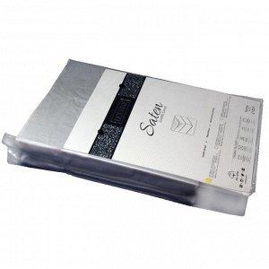 Простынь на резинке  сатин 160*200 (серый)