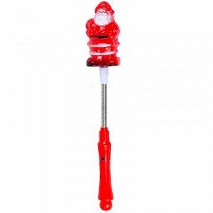 Палочка волшебная светящаяся Санта/G