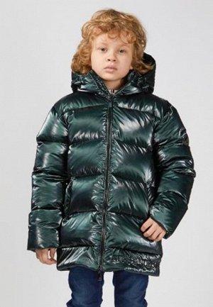 Куртка TM Borelli Наполнитель: изософт, цвет: малахит глянец, температурный режим: -25