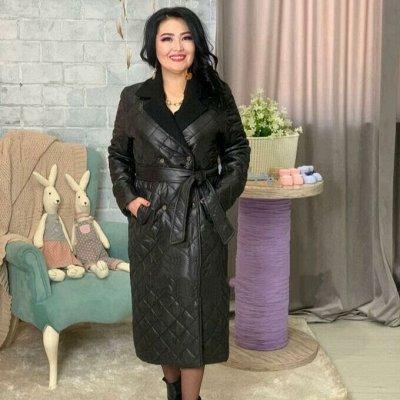 ღОдеваемся по доступным ценамღОдежда для всей семьиღ — Plus Size: Пальто — Верхняя одежда
