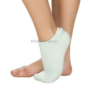 Носки увлажняющие с гелем (микрофибра)