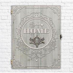 Ключница-шкатулка Home, 26х20х6 см