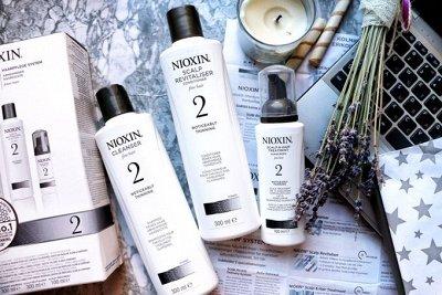 Парикмахерские штучки — NIOXIN профессиональная косметика — Для волос