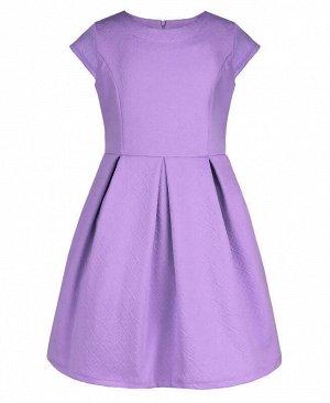 Фиолетовое платье для девочки Цвет: сиреневый