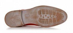 Туфли-броги AMBITIOUS, Оранжевый