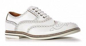 Туфли S BY SANTINI, Белый