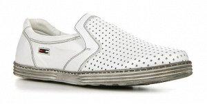 Туфли PIRANHA, Белый