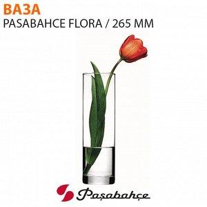 Ваза Pasabahce Flora / 265 мм