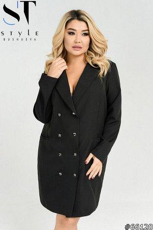 Платье-пиджак 66120