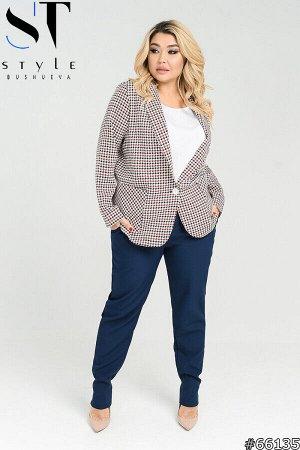 Костюм 66135 (пиджак+брюки)
