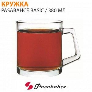 Кружка Pasabahce Basic / 380 мл