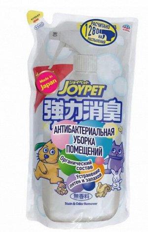 JoyPet Сменный блок для антибактериальной дезинфекции в помещении и устранении пятен с поверхности 800мл